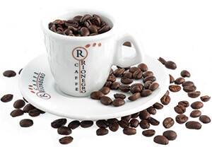 Caffè barbera in grani
