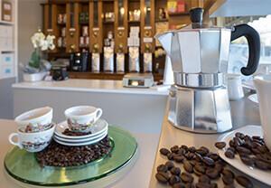 Vendita caffè in cialde in grani capsule compatibili - Rionegro Arezzo Siena